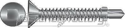 Timber to Steel Metal Drilling Stainless Steel Decking Screw 10g x 45mm 500pc