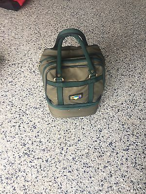 Lawn Bowls Bag And Trolley