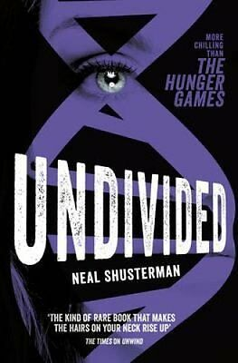 Undivided by Neal Shusterman 9781471122538 (Paperback, 2014)