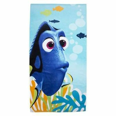 Disney Finding 'Dory' Velour Printed Beach Towel 75 x 150 cm