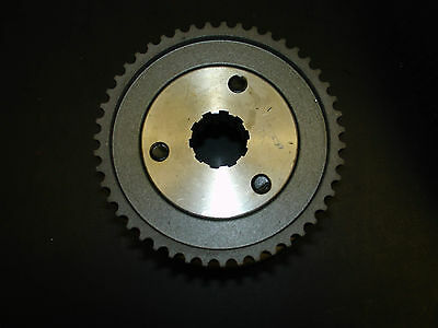 """""""new"""" Genuine Karata Open Primary 3.0""""-8Mm  Front Pulley For Harley 1955-Up"""