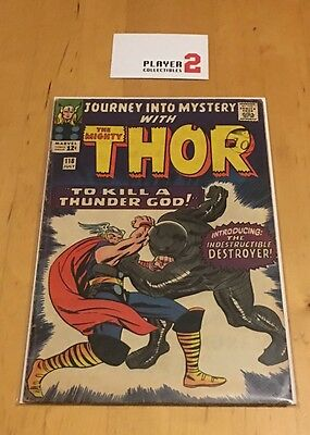 Marvel Comics - The Mighty Thor #118 (1965) Introducing The Destroyer