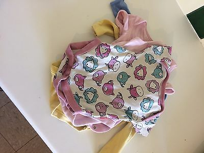 Baby Clothes Bundle - Vests 0-3 Months