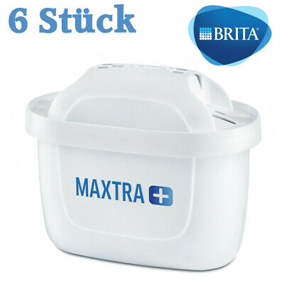 6 x Pack Brita Maxtra Wasserfilter für Elemaris, Optimax, Aluna, Optimax Filter