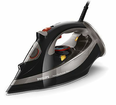 Philips GC4526/87 Azur Performer Plus Steam Iron with 210 g Steam Boost 2600 ...