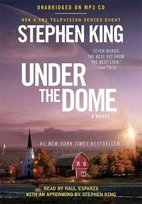 Under the Dome by Stephen King 9781442365490 (CD-Audio, 2013)