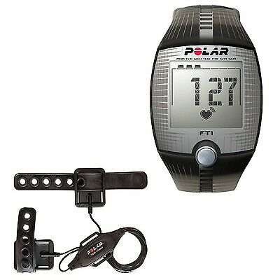 Polar Equine Inzone FT1 Horse Heart Rate Monitor - Black