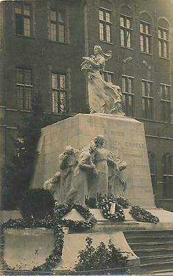 POSTCARD   PERSONS   EDITH  CAVELL   Memorial