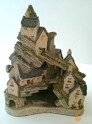 David Winter Cottages SMUGGLER'S CREEK The West Country Collection Boxed + COA