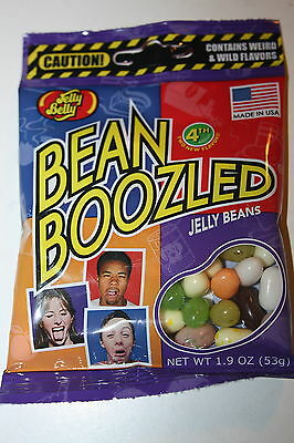 2 x Jelly Belly BEAN BOOZLED Challenge! 4th edition 53g each bag