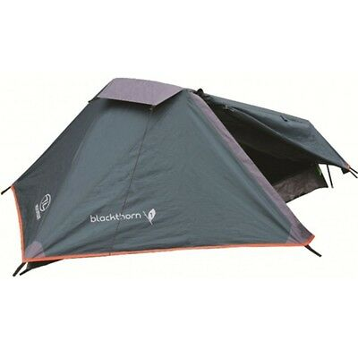 Highlander Blackthorn Adventure 1 Person Tent (Hunter Green)