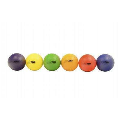 Miru Industrial School Smart 3.5 in. TechnoSkin Coated-Foam Balls Set of 6