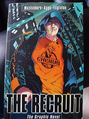 The Recruit The Graphic Novel