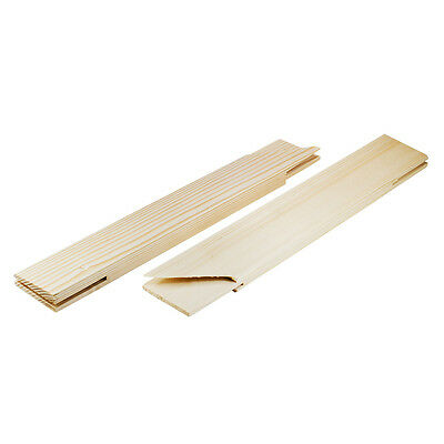 Professional 16in STRETCHER BARS Pair : 21x58mm profile