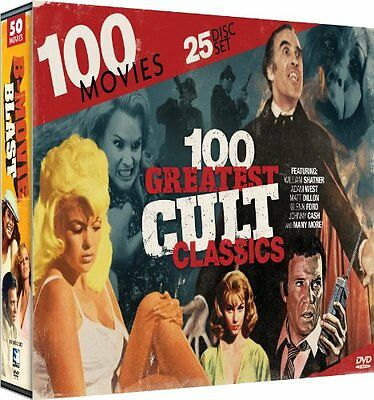 100 Greatest Cult Classics Collection: