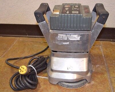 Used Hiretech HT7-2 Floor Sander Edger