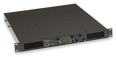 Videotek Apm-200 Rack Mount Stereo Audio Program Monitor Amplifier U-2 Audio For Video