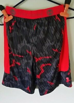 youth under armour shorts...large