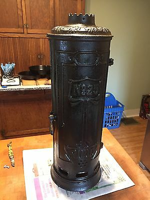 Antique No.25 Ruud Copper Coil Hot Water Heater Off The Grid Homestead