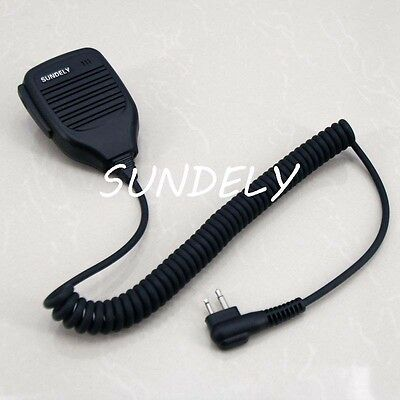 For HYT Radio Hand Held Shoulder Mic SpeakerTC-446S TC-500 TC-518 TC-600 TC-610