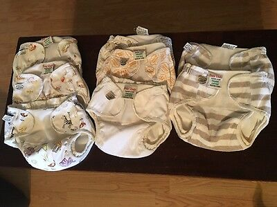 Imse Vimse Organic Cloth Diaper Covers Medium