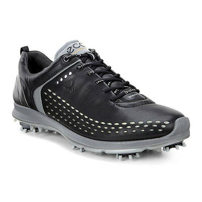 NEW Mens ECCO Biom G 2 Golf Shoes Black / Transparent 59065 - Choose Your Size