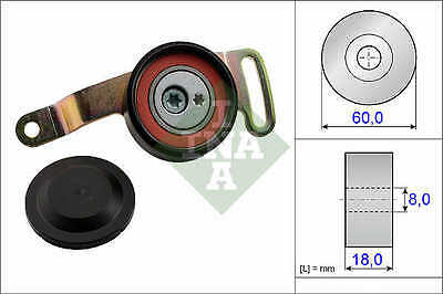 SMART FORTWO 0.7 Aux Belt Tensioner 362741 04 to 07 Drive V-Ribbed INA Quality