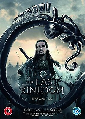 THE LAST KINGDOM: Seasons 1-2 * Brand New & Sealed * UK DVD Box Set * Free Post