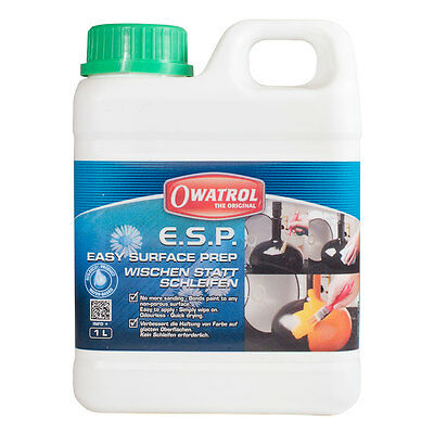 Owatrol : Easy Surface Primer : 1 litre : By Road Parcel Only (By Road Parcel On