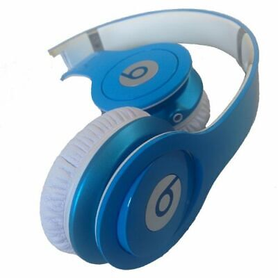 Beats by Dr Dre Solo HD On Ear Wired Headphones Blue FOR PARTS