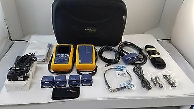 Fluke DTX-1800 Cable Analyzer, Cat 6 Cable Certifier - 90 Day Warranty