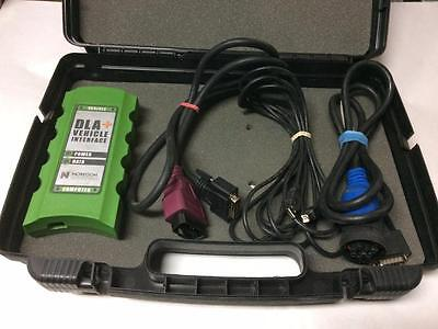 Noregon Jpro Dla+ Vehicle Interface With Cables & Case (Kit #5)