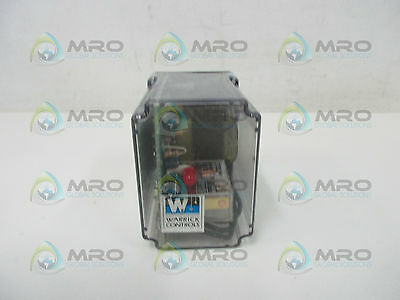 Warrick Controls 16Vmy1A0 Level Control Relay *used*