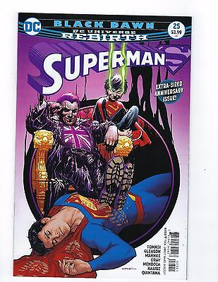 Superman # 25 Regular Cover NM Unread DC 1st Print
