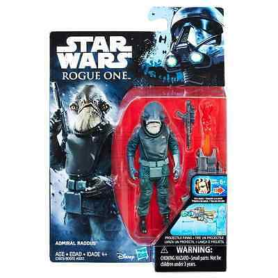 Star Wars Rogue One - Admiral Raddus action figure - New in stock