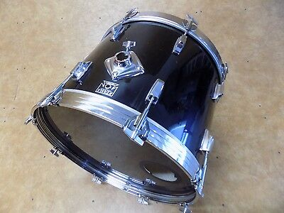 Vintage 1980's Tama Swingstar 14x22 Bass Drum Black