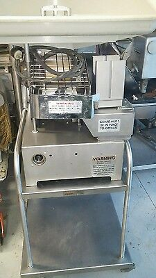 Hollymatic Super 54 Automatic Hamburger Patty Maker With Stand + Extras - Video