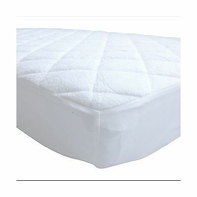 Pack N Play Crib Mattress Pad Cover Fits Pack and Play or Mini Portable - NEW