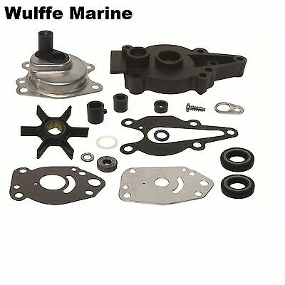 Water Pump Kit for Mercury Mariner 4 Stroke 8, 9.9, 15 hp 1995 & Up 46-42089A5