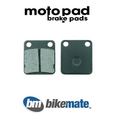 MotoPad Brake Pads Front L or R YAMAHA YFM350 Grizzly 2007 - 2016