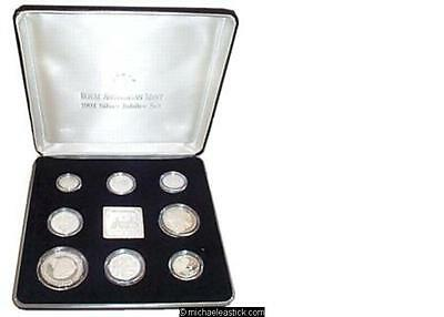 1991 Masterpieces In Silver proof Coins, Silver Jubilee of Decimal Currency