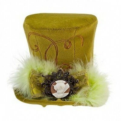 Disney Disneyland Tinker Bell Mini Top Hat