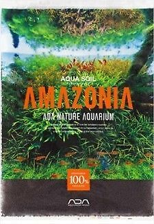 ADA Aqua Soil - Amazonia Regular 9L Planted Aquarium Substrate Gravel