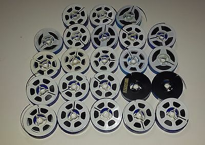 Lot 23 Home Movie Reels Super 8Mm Technicolor, Swim,show,christmas 1974, Easter