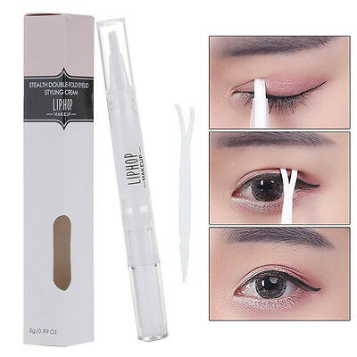 Invisible Instant Transparent Double Eyelids Glue Amazing Beauty Makeup Tool