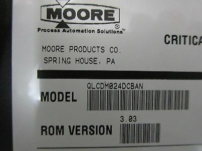 Siemens Moore Products Qlcdm024Dcban Rqaus1