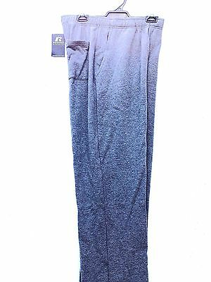 RUSSELL HEAVY WEIGHT TRACK SUIT grey PANT size MEDUIM