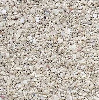 Carib Sea Arag-Alive Florida Crushed Coral 20lb / 9kg Marine Reef Salt Gravel