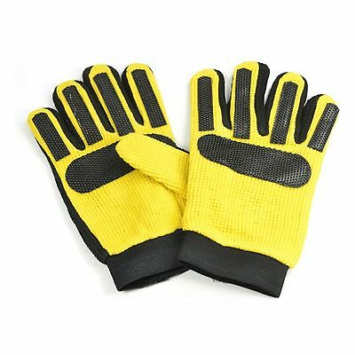 BB Sports Childrens/Youths Basic Football Goal Keeper Gloves