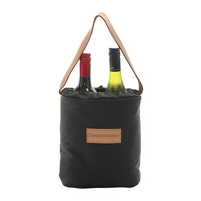 Oilskin wine cooler